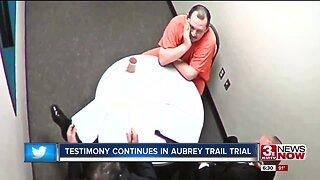 Testimony Continues in Aubrey Trail Trial