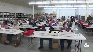 Ada County begins ballot-scanning process