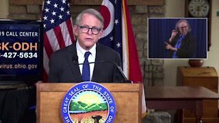 Governor DeWine's Monday conference