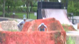 Drop In Action Sports BMX Jam held in Boca Raton