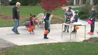 Communities adapt to Covid-19 guidelines for Halloween