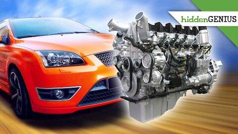 Stuff of Genius: Nikolaus Otto: Internal Combustion Engine