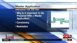 Kern Back In Business: Helpful tips to master your job application
