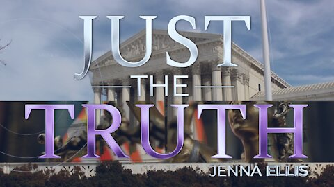 "Jenna Ellis preview's new TV show, ""Just The Truth"" premiering TONIGHT!"
