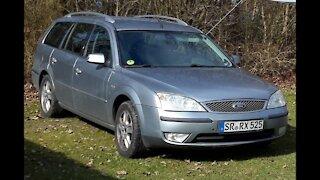 Ford Mondeo MK3 Haubenschloss funktioniert nicht mehr kostengünstige Reparatur
