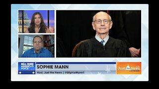Democrats urge Justice Stephen Breyer to resign