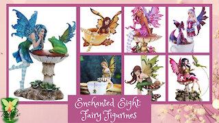 Teelie's Fairy Garden   Enchanted Eight: Fairy Figurines   Teelie Turner