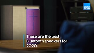 The best Bluetooth speakers for 2020