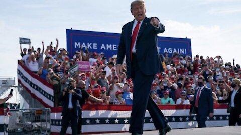 Trump Iowa Rally - October 9th, 2021