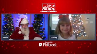 Talk 2 Santa: Pressley