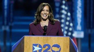 Sen. Kamala Harris Accepts Democratic Vice President Nomination