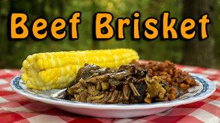 Dutch Oven Beef Brisket