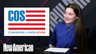 16-Year-Old Patriot Destroys Convention of States in Wisconsin