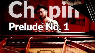 Chopin Preludes Op. 28 No.1   Valentyn Smolianinov