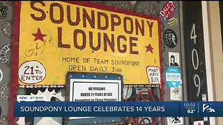 Tulsa bar virtually celebrates anniversary, helps employees amid pandemic