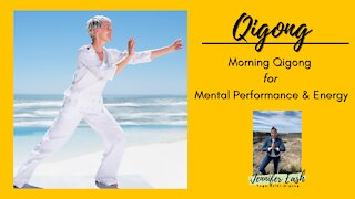Morning Qigong Practice for Mental Performance & Energy