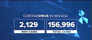 Nevada COVID-19 update for Dec. 2