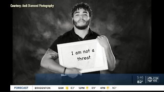 Tampa photographer creates 'Portraits 4 Progress' project to spark change in the community