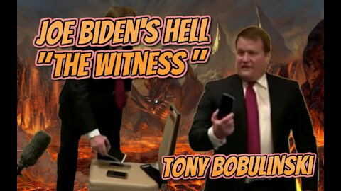 "5x5 Verify Witness- Joe Biden's Hell- The Witness ""Tony Bobulinski"""