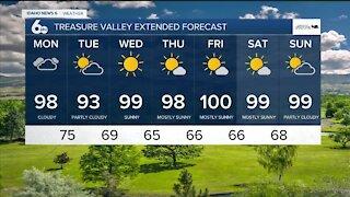 Frankie's July 18, 2021 Forecast