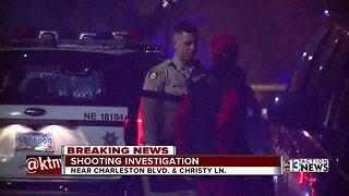 Shooting near Charleston and Christy Lane