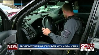 Technology Helping Police Deal with Mental Crisis