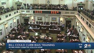 Oklahoma bill could curb bias training