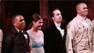 'Hamilton' To Premiere On Disney+