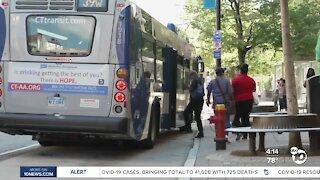 A death spiral for public transit