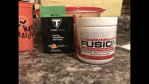 Product review turbo force