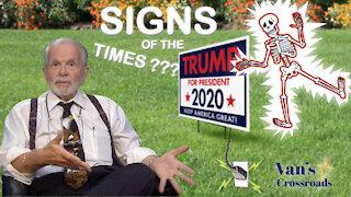 Political Sign Bashing
