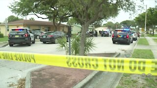 15-year-old shot in mouth in West Palm Beach