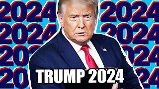 Trump Wants to RUN AGAIN in 2024!