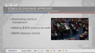 Stimulus package approved