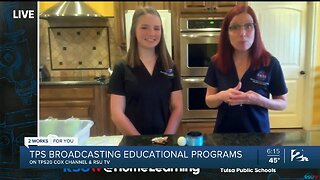 TPS Partners with Rogers State University to Broadcast Educational Programs