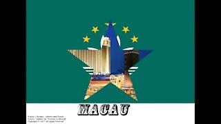 Bandeiras e fotos dos países do mundo: Macau [Frases e Poemas]