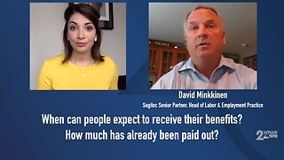 Exclusive Interview: New Maryland unemployment claims will be paid this week