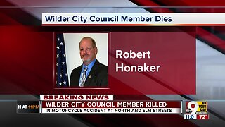 Wilder city council member killed in motorcycle crash