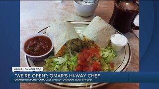 Omar's Hi-Way Chef offers roadside treats