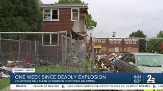 One week since deadly explosion