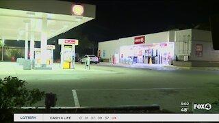 Investigation at Circle K store in Bonita Springs