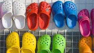 Justin Bieber Launches New Crocs Line