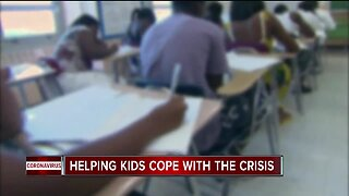Helping kids cope with the crisis