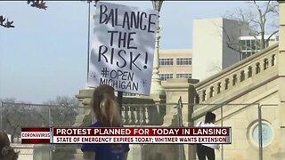 Protest planned Thursday in Lansing