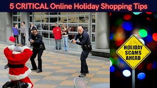 5 CRITICAL Online Holiday Shopping Tips to Prevent Identity Theft