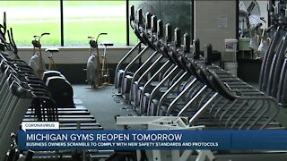 Orchard Fitness among local gyms reopening after nearly 6 months