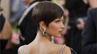 Bella Hadid Debuts Pixie Haircut At Met Gala