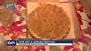 Arts & Apples Festival 2018