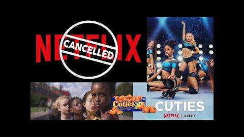 Cancel Netflix Cuties