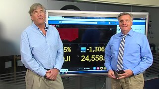 Financial expert weighs in on stock market's rough ride